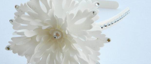 Cнежинки из фоамирана фото и мастер-класс