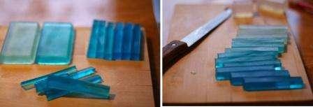 Как делать мыло в домашних условиях