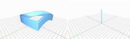 Для того чтобы сделать такую поделку, вам придется воспользоваться новыми технологиями и освоить печать на 3D-принтере. Вот какие детали нужно будет распечатать на принтере. Не забудьте учитывать размер вашей тыквы.