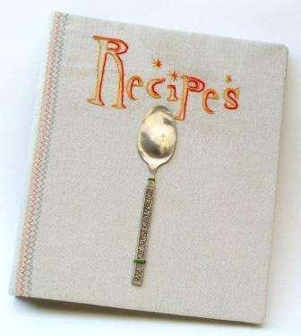 Как оформить книгу рецептов для подарка своими руками