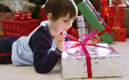 Подарки мальчикам: