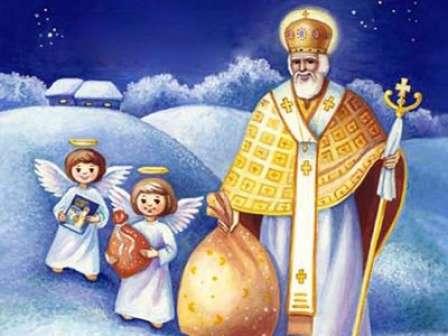Подарки на святой николай своими руками