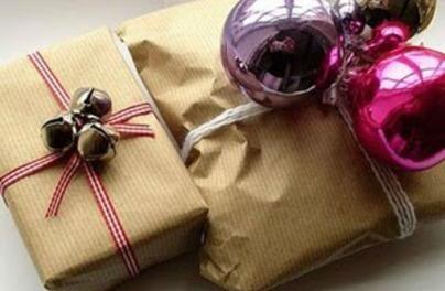 Как сделать подарки на праздники фото 988
