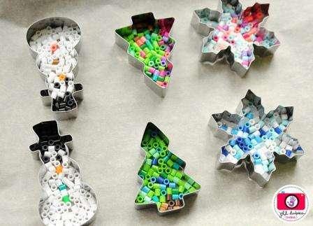 Зимние поделки своими руками для садика: игрушки