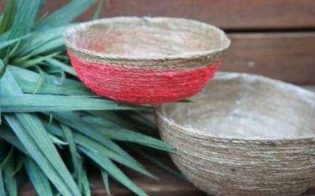 Шаг 7: Новая чашка для мелочей готова. Можно украсить чашку, расписав ее красками.