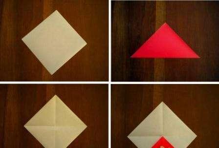 Обычные конверты подходят для деловых писем, но как оформить признание в любви? Попробуйте сделать яркий конвертик-сердечко из цветной офисной бумаги. Вовнутрь вы сможете уложить записку или маленькую открытку.