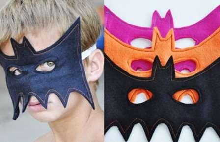 Фантазируйте и вы сможете сделать оригинальные маски для своих детей своими руками. Костюмированные игры и тематические вечера играют важную роль