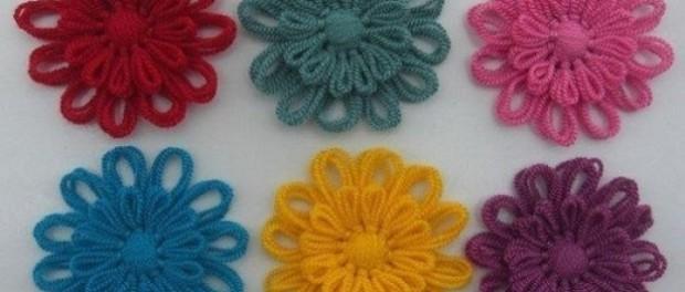 Идеи для поделок из ниток мулине и для вязания