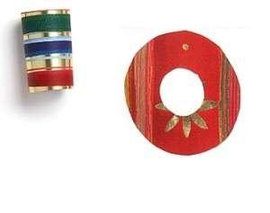 Из цветной бумаги вырежьте прямоугольник со сторонами 4 и 9 см. Из него нужно будет сделать шляпу снеговика.