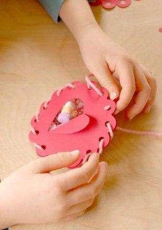 Коробочка для конфет своими руками