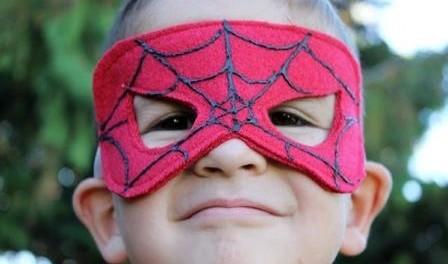 Как сделать маски для детей. Фото. Шаблоны. МК - Своими руками 30