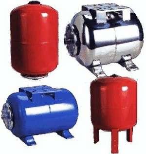 Гидроаккумулятор для систем водоснабжения устройство и принцип работы: