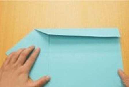 Простой бумажный конверт