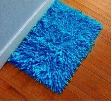 Например, чтобы сделать ТАКОЙ коврик, нужно придерживаться другой технологии!