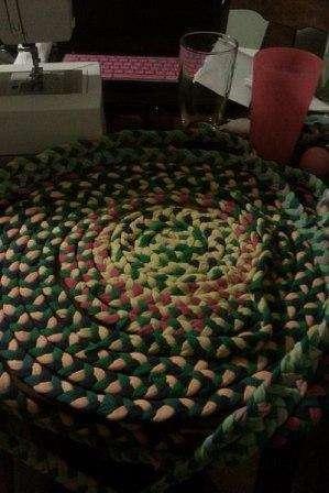 Еще один приятный момент: коврики можно сделать любые