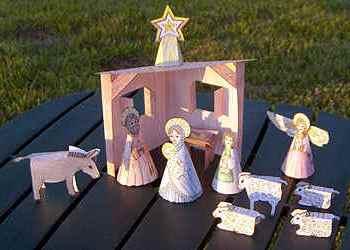 Поделки на Рождество Христово Кругозор