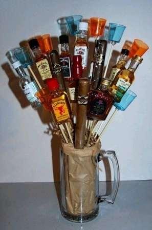 Оригинальные спиртное в подарок
