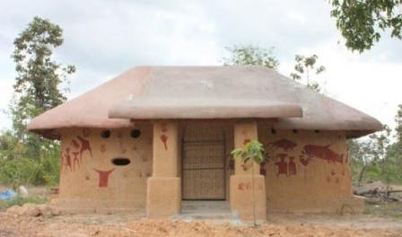 Саманный дом своими руками от и до 283