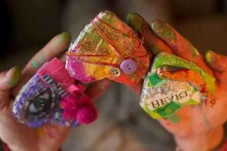 Идеи поделки сердце своими руками. Мастер-класс