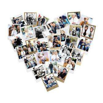 Как вы увидели, идей для создания подарка в форме сердца очень много. Не забывайте фотографироваться, ведь то, что исчезает с памяти, надолго остается в фото альбоме.