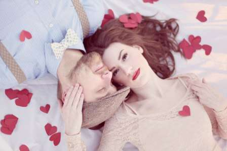 Фото поделок на 14 февраля, подарки ко дню влюбленных