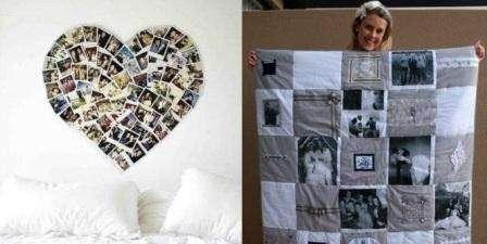 идея для подарка с фотографиями