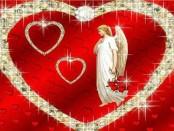 Празднование Дня Святого Валентина, дня всех влюбленных