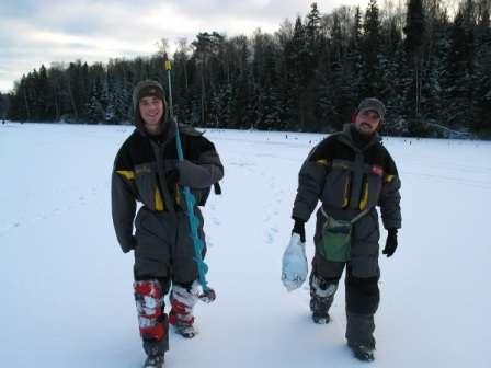 Что нужно для зимней рыбалки для начинающих