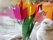 Искусственные цветы своими руками, фото мастер классы