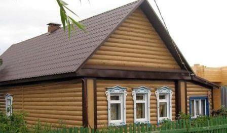 Пвх для отделки фасада дома