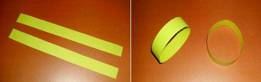 Изначально приступаем к созданию гусениц для боевой машины. Вырезаются из бумаги две полоски шириной три сантиметра и длиной