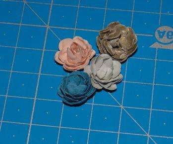 Цветы из бумаги своими руками. Пошаговое фото, легкие