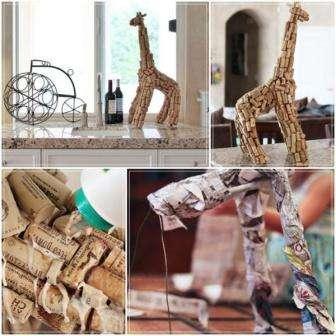 Сувенир в виде жирафа придется по душе не только детям, но и взрослым. По принципу изготовления жирафа