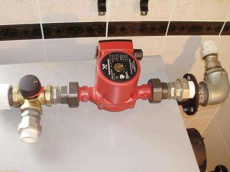 Циркуляционные насосы для отопления и погружные для скважин. Виды