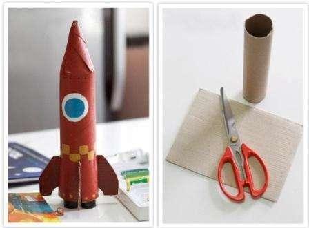 Как сделать космическую игрушку