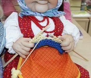 Как пошить пупса и куклу бабушки из капроновых чулок. Инструкция для новичков