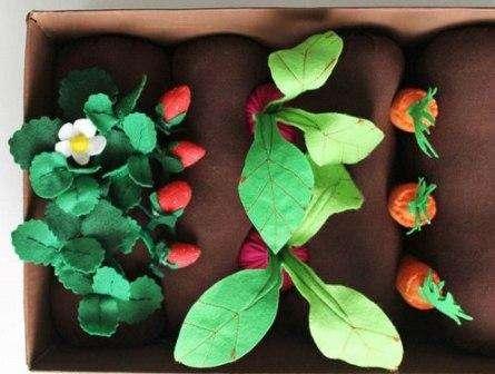 В процессе игры ребенок познакомится с самыми разными овощами, их названиями, узнают какой овощ наземный, а какой подземный