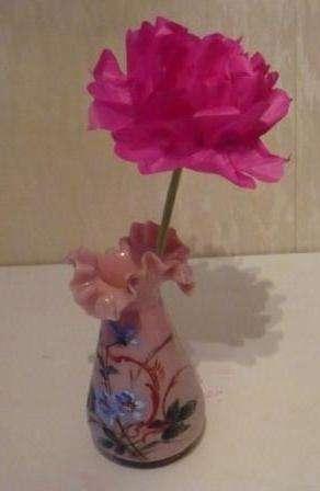 Поделки из бумаги своими руками цветы легкие