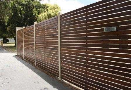 Забор из поливинилхлорида