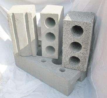 Виды строительных блоков. Преимущества и недостатки, фото