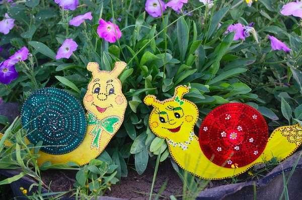 поделки для сада своими руками из фанеры