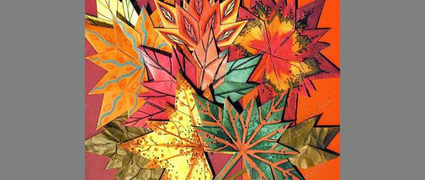 оригами ко дню знаний