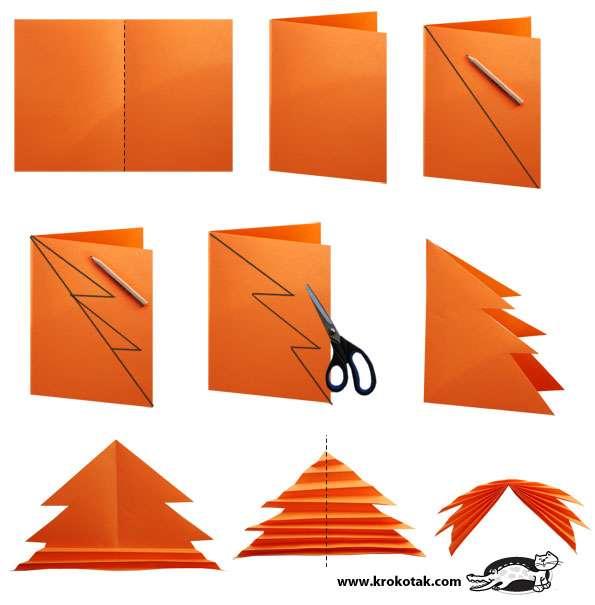 поделки для 1 сентября оригами