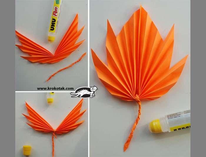 поделки из оригами своими руками