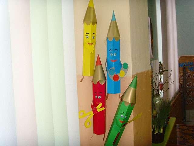 как украсить группу в детском садике