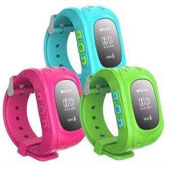 Детские часы с gps трекером smart baby watch q50. Инструкция