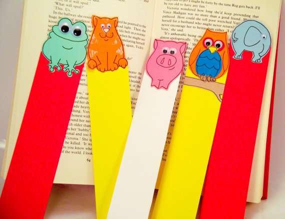 Как сделать закладки для книг своим руками
