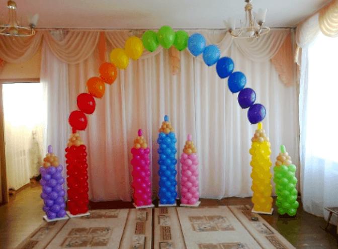 Картинки с воздушными шарами