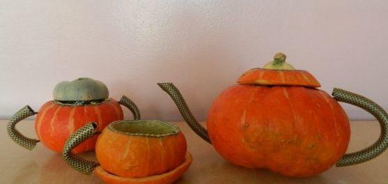 поделки для садика из овощей