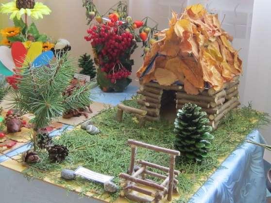 Поделки для выставки дары осени